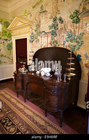 Prewar French Dining Room Furniture