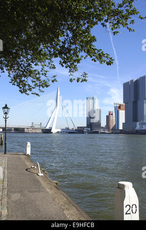 Skyline in Rotterdam, Kop van Zuid
