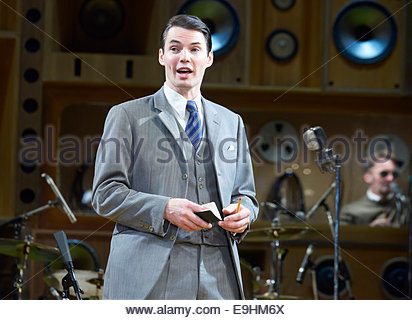 Sunny Afternoon. A Musical. The Kinks. Book by Joe Penhall, Music and Lyrics by Ray Davies. A Hampstead Theatre - Stock Photo
