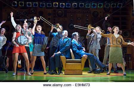 Sunny Afternoon. A Musical based on the music of The Kinks. Book by Joe Penhall, Music and Lyrics by Ray Davies. - Stock Photo