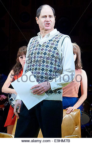 Sunny Afternoon. A Musical.The Kinks, Book by Joe Penhall, Music and Lyrics by Ray Davies. A Hampstead Theatre Production - Stock Photo