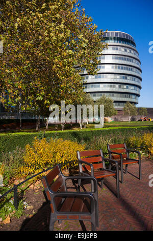 London Assembly building, City Hall, The Queens Walk, London, SE1, UK - Stock Photo