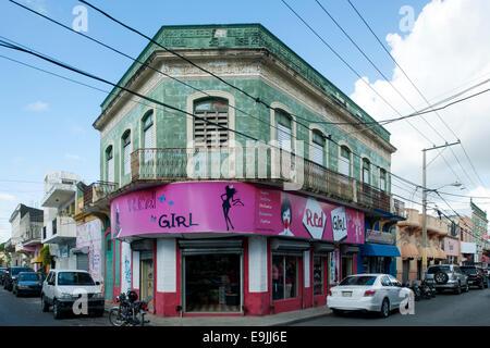 Dominikanische Republik, Osten, San Pedro de Macoris,