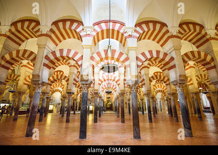 Cordoba, Spain Mosque-Cathedral. - Stock Photo