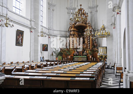 St Maria church, Cologne, Germany - Stock Photo