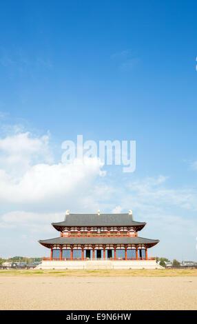 Heijo Palace in Nara - Stock Photo