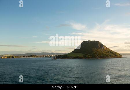 The Mount at Tauranga in NZ - Stock Photo