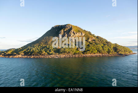 The Mount at Tauranga in NZ - Stock Photo