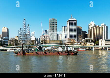 Cityscape. Brisbane, Queensland, Australia, Pacific - Stock Photo