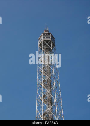 Torre Littoria in Milan - Stock Photo