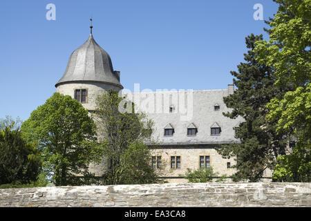 Wewelsburg, District Paderborn, Germany - Stock Photo