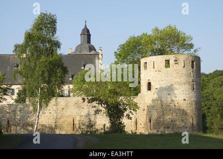 Burg Veynau, Euskirchen-Wisskirchen, Germany - Stock Photo