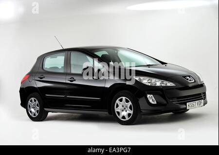 2007 Peugeot 308 - Stock Photo