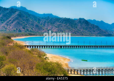 Komodo Island - Stock Photo