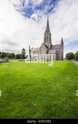 Ireland, Province Munster, County Kerry, Killarney, St Mary's Cathedral - Stock Photo