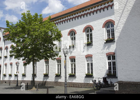 Town hall in Xanten, Germany - Stock Photo