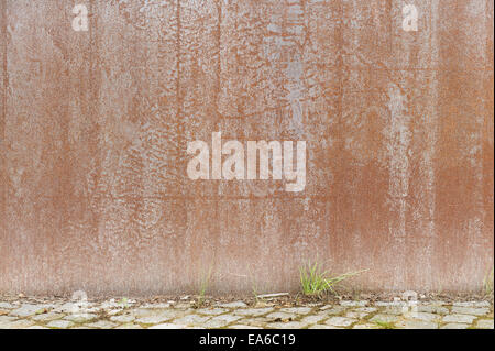 High resolution rust / corten steel - Stock Photo