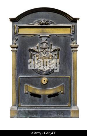letter-box - Stock Photo