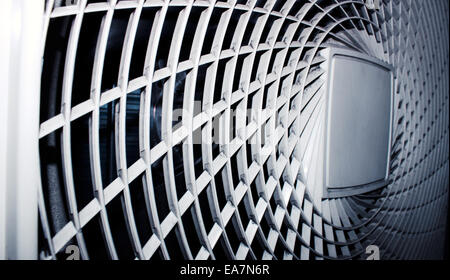 Industrial Size Air Conditioner. - Stock Photo