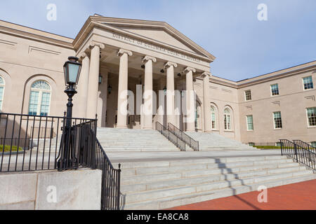 District of Columbia Court of Appeals building - Washington, DC USA - Stock Photo
