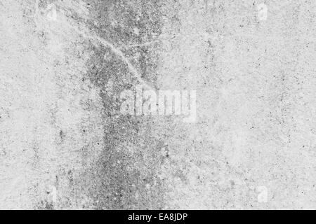 Abstract dirty white wash wall old paint is fading and dirty.  Ideal for a textured background. - Stock Photo