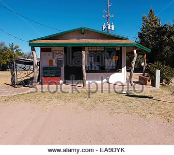 Arivaca Arizona Humanitarian Aid Office - Stock Photo