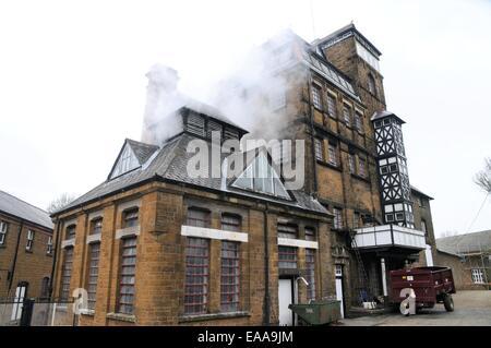 Hook Norton Brewery, England, UK - Stock Photo