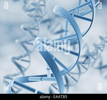 DNA. Abstract background - Stock Photo