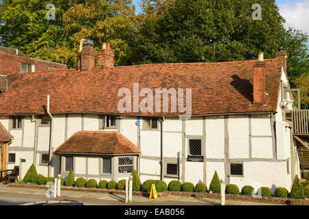 The Ferry Gastropub, Sutton Road, Cookham, Berkshire, England, United Kingdom - Stock Photo