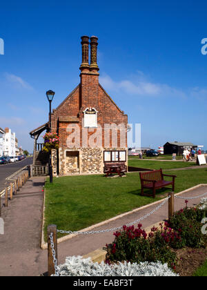 The Moot Hall at Aldeburgh Suffolk England