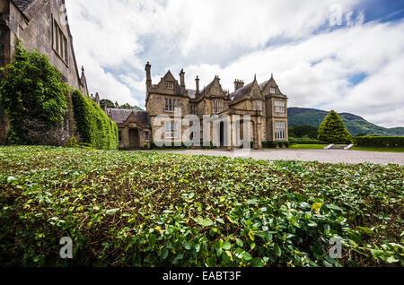 Ireland Province Munster County Kerry Killarney Muckross House - Stock Photo