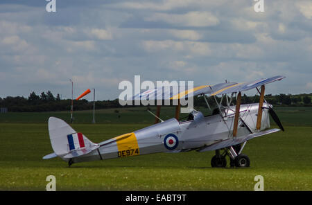 Duxford Air Show - Stock Photo