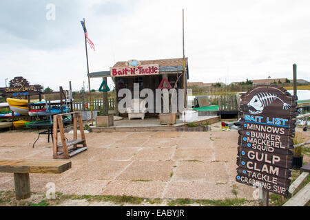 Waterfront Bait and Tackle Shop near Ocean City, New ...