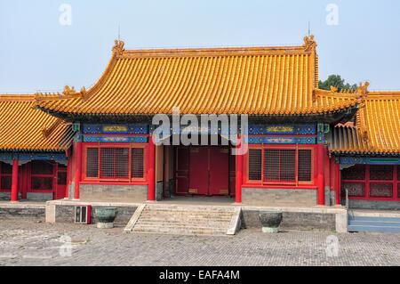 Forbidden City Beijing, China - Stock Photo