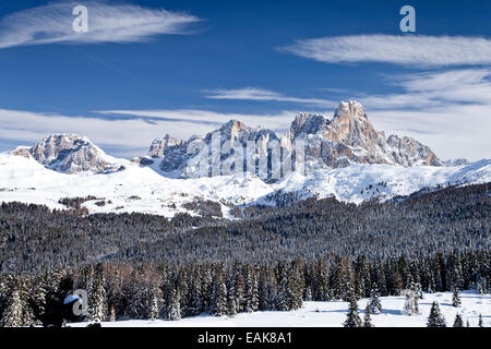 Pala Group, Trentino Province, Trentino-Alto Adige, Italy - Stock Photo