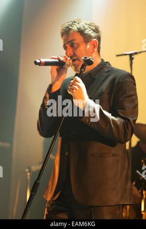 Terry Hall - The Specials Live Performance - The Roundhouse Camden - London - Stock Photo