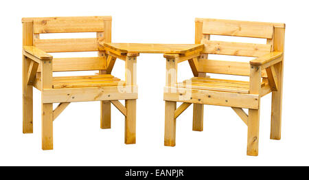 furniture made from wood. Double Patio Seating Made From Pine A Popular Soft Wood Often Used For Garden Furniture. Furniture