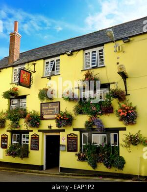 The Golden Lion Hotel St Ives Cornwall