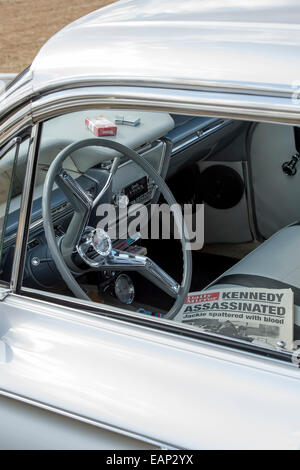 classic american car on show in a british owners show tatton park stock photo royalty free. Black Bedroom Furniture Sets. Home Design Ideas