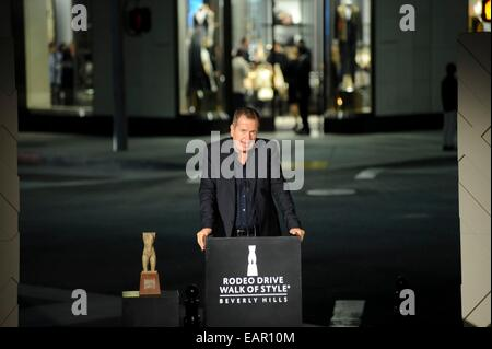 Beverly Hills, CA. 19th Nov, 2014. Mario Testino in attendance for Rodeo Drive Walk of Style Award Presentation, - Stock Photo