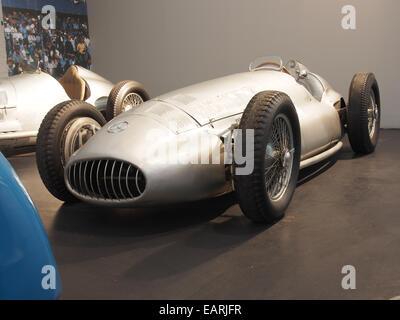 1939 Mercedes-Benz W154 Grand Prix, 12 cylinders, 2962cm3, 480hp, 280kmh, photo 1 - Stock Photo