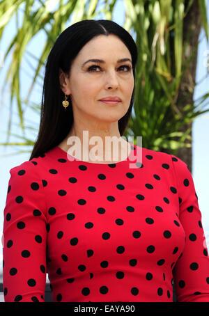The 67th Annual Cannes Film Festival - 'Le Meraviglie' - Photocall  Featuring: Monica Bellucci Where: London, United - Stock Photo