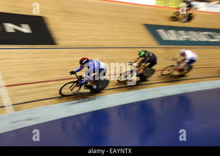 Manchester, UK. 22nd Nov, 2014. National Cycling Centre ...