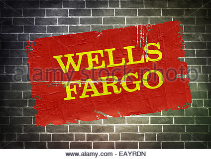 Wells Fargo Icon Logo Stock Photo 75599163 Alamy