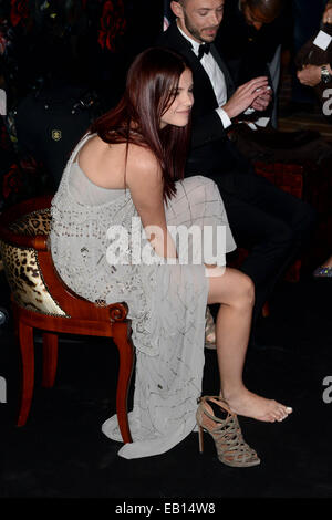 The 67th Annual Cannes Film Festival - Roberto Cavalli Boat Party  Featuring: Barbara Palvin Where: Cannes, France - Stock Photo