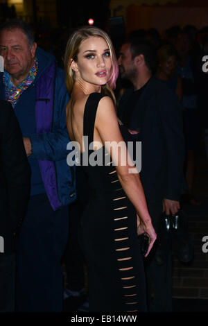 The 67th Annual Cannes Film Festival - Roberto Cavalli Boat Party  Featuring: Rosie Huntintong Rosie Huntington - Stock Photo