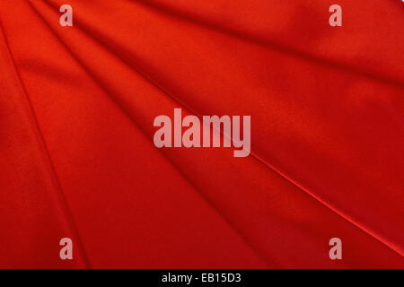 Abstract red background luxury cloth - Stock Photo