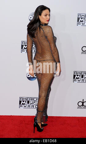 Los Angeles, California, USA. 23rd Nov, 2014. Bleona American Music Awards 2014 23/11/2014 Los Angeles Credit:  - Stock Photo