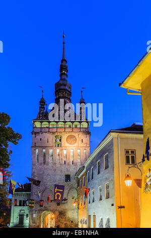 Sighisoara, Romania - Stock Photo