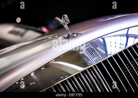 Rolls Royce Ghost Front - Stock Photo